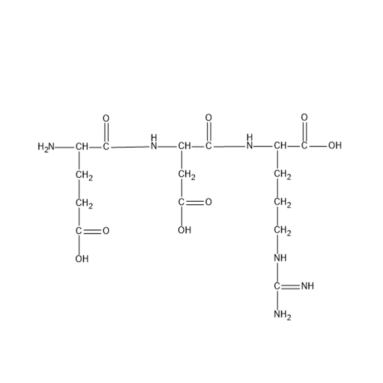 Pinealon molecular structure.png